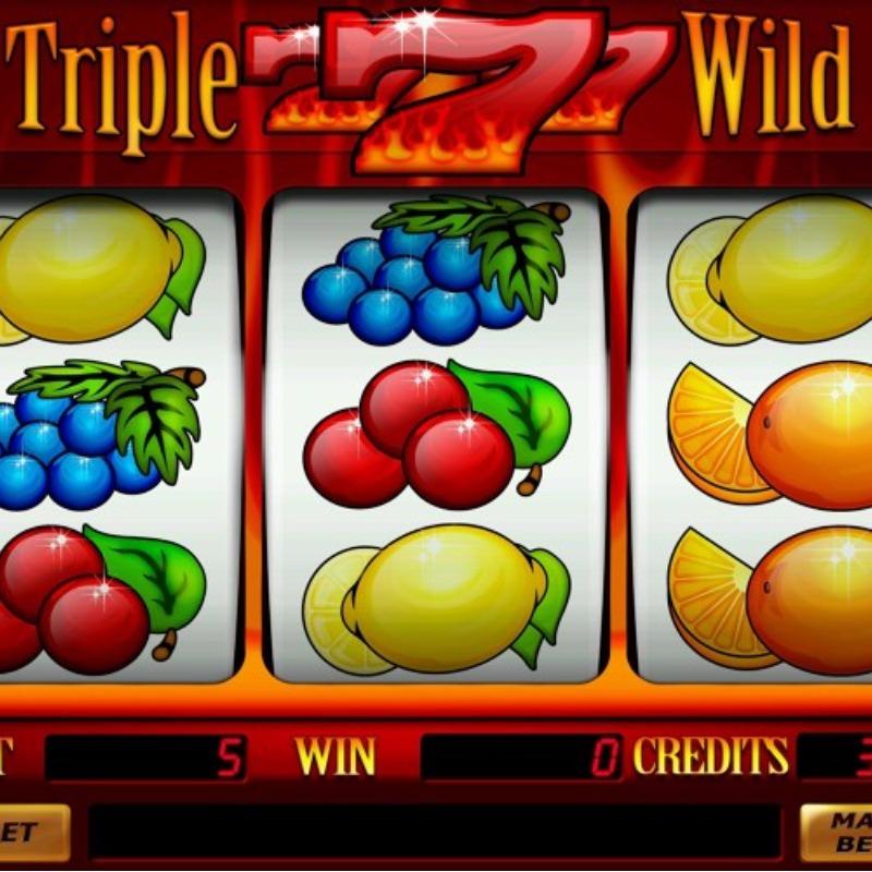 WILD TRIPLE SEVENS