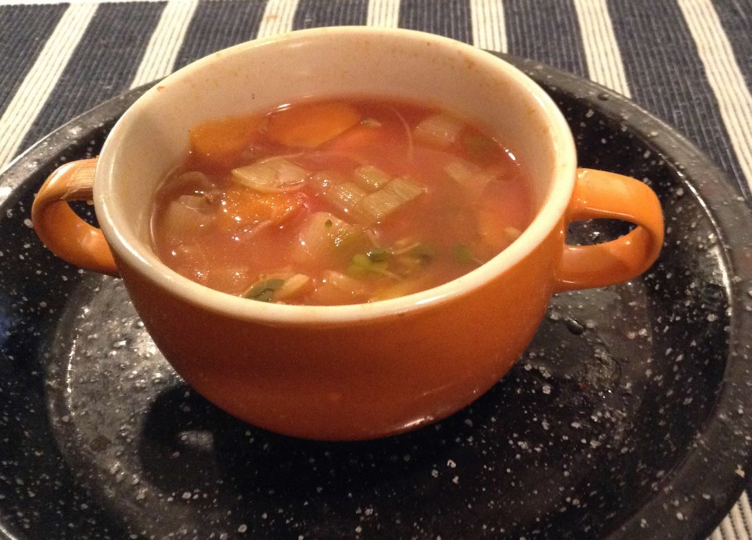 phytochemical soup ファイトケミカルスープ