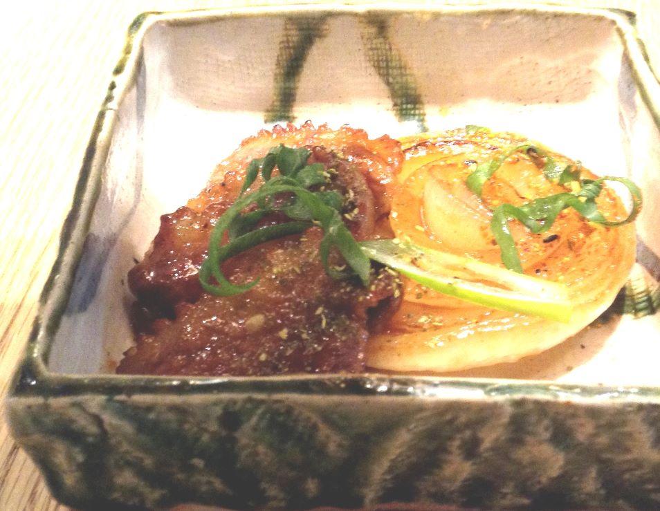 【英&和レシピ】簡単!鴨とタマネギの照り焼き