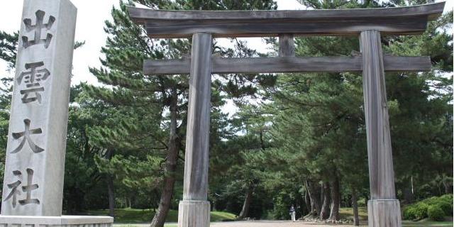 婚活東京で人気の開婚マッチング開発者の地元である「縁結び神社」で有名な島根県出雲大社のお写真です!