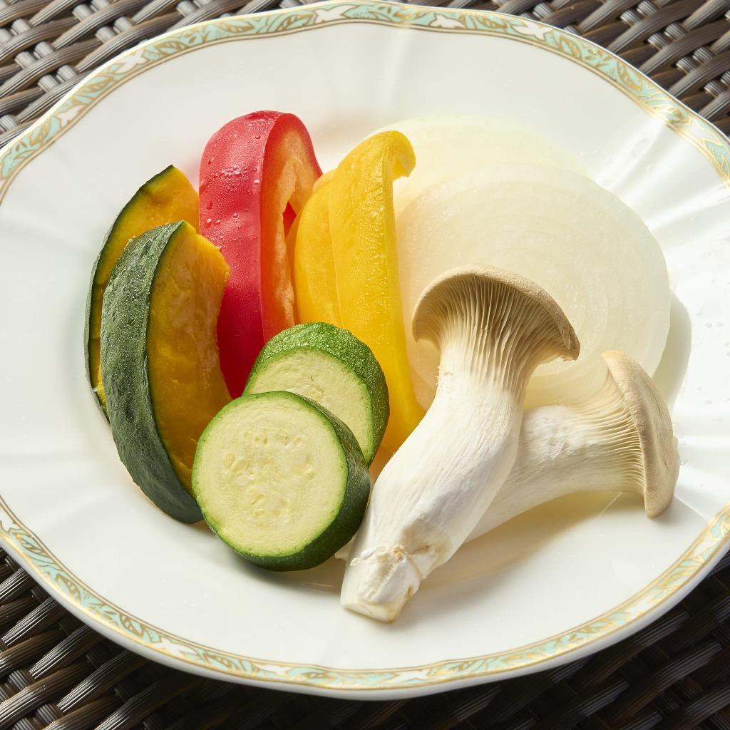 グリル野菜セット