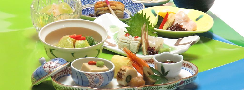盛夏の宴コース料理涼風(りょうふう)